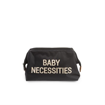 Babby Necessities Mini Bag Black Gold