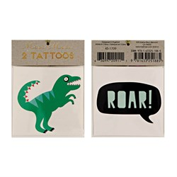 Dinozor Tattoos
