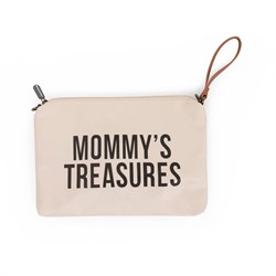 Mommy Treasures Krem Clutch