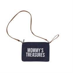 Momy Treasures Lacivert Clutch