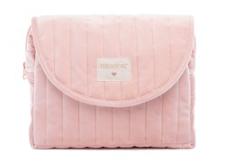 Savanna Kadife Mini Bag Bloom Pink