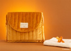 Savanna Kadife Mini Bag Farniente Yellow