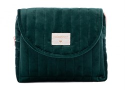 Savanna Kadife Mini Bag Jungle Green