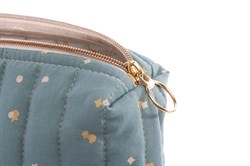 Nobodinoz Travel Mini Bag Gold Confetti/Magic Green Anne Çantası